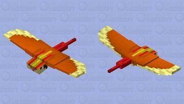 Pidgeot Minecraft Mob Skin