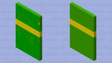 Dollar Cape|(Soucerce Skin) Minecraft Mob Skin
