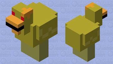 Dread ducky.. sorta Minecraft Mob Skin