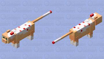 Strawberry shortcake | Candy Candy mob skin contest Minecraft Mob Skin