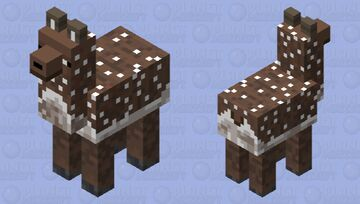 Deer Minecraft Mob Skin