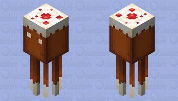 Cake Squid (Planet Minecraft 10 Year Anniversary Entry) Minecraft Mob Skin