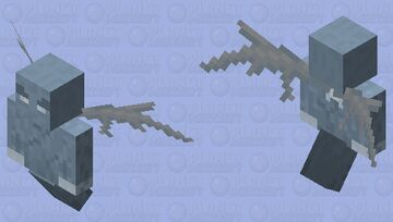 This is for my own custom pack. Minecraft Mob Skin