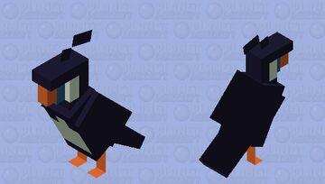 penguin Minecraft Mob Skin