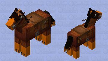 Pokemon Mudsdale   (Request From KINGOGRIMUR) Minecraft Mob Skin