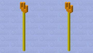 trident R$:1.000.000.000.000.000 Minecraft Mob Skin