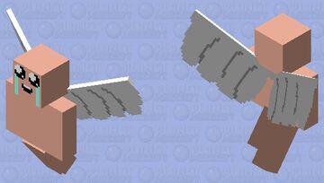 Angel Isaac Minecraft Mob Skin