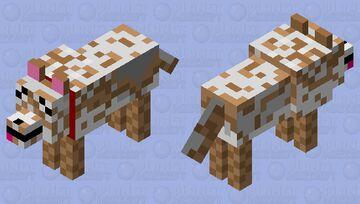 coffee doge Minecraft Mob Skin