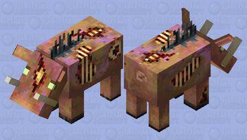 Zombie boar Minecraft Mob Skin