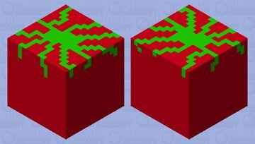 tomato shulker Minecraft Mob Skin