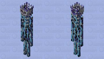 Dream Taker Minecraft Mob Skin