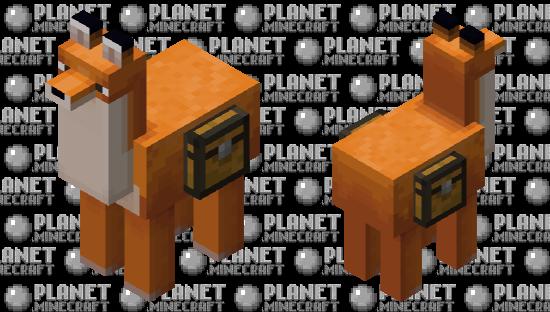 Llamox Minecraft Skin