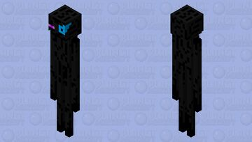 Having A Bad Time Minecraft Mob Skin
