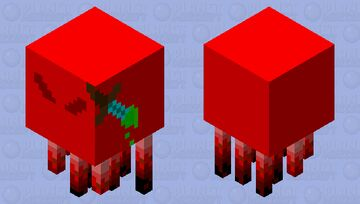 The Eternal Demon Minecraft Mob Skin