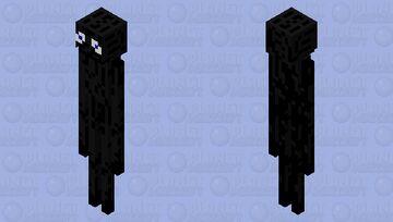 Enderman eye change Minecraft Mob Skin