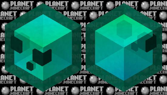 Glow Minecraft Skin