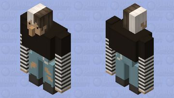 eboy golem Minecraft Mob Skin