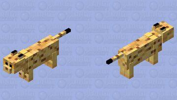 Lynx Minecraft Mob Skin
