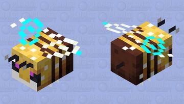 Christmas Beeeeeeeeee Minecraft Mob Skin