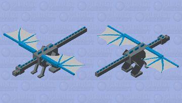Random Dragon 2 Fix Minecraft Mob Skin