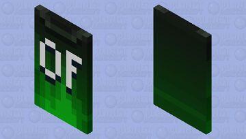 optifine cape2 Minecraft Mob Skin