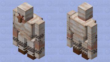 Combat Villager Minecraft Mob Skin