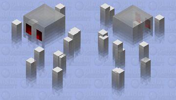 👻𝐿𝑜𝓈𝓉 𝒮𝑜𝓊𝓁👻 Minecraft Mob Skin