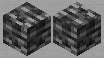Bedrock Elemental Minecraft Mob Skin