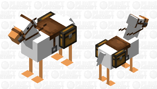 Frenn Goose. (Untitled Goose Game.) Minecraft Skin