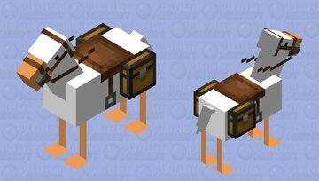 Frenn Goose. (Untitled Goose Game.) Minecraft Mob Skin