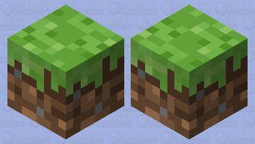 Grass Slime Minecraft Mob Skin