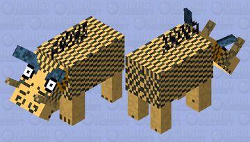 Babylonian Sirrush (Mušḫuššu) Minecraft Mob Skin