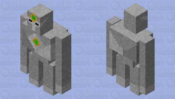 Iron Knight (Reimagined Event) Minecraft Mob Skin
