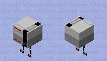 NES Minecraft Mob Skin
