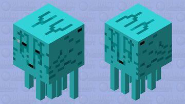 Frozen Ghast Minecraft Mob Skin