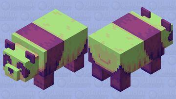 pandamonium Minecraft Mob Skin