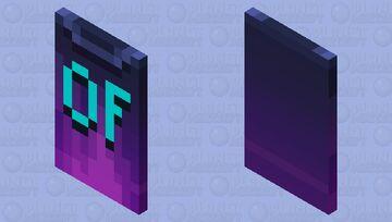 optifine cape3 Minecraft Mob Skin