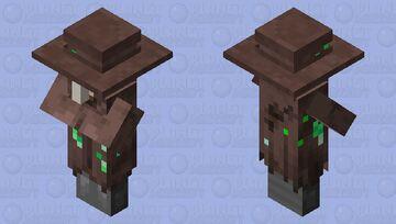 Plague Demon || [Finalist] Mythical creatures mob skin Contest Minecraft Mob Skin
