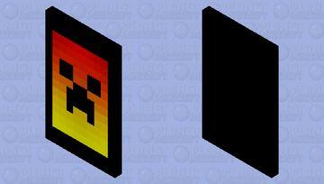 magma creeper Minecraft Mob Skin