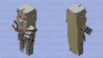 Magna Guard (2.0) Minecraft Mob Skin