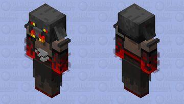 Magma Piglin Minecraft Mob Skin