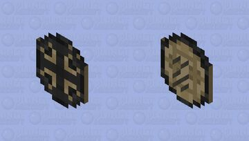 Mughal Shield Minecraft Mob Skin