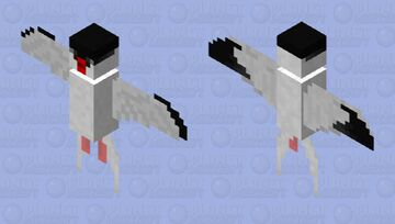 Tern Minecraft Mob Skin