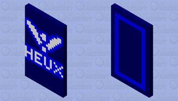 H E U X ~cape Minecraft Mob Skin