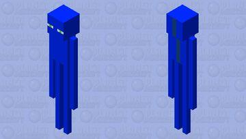 sonic enderman Minecraft Mob Skin