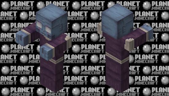 HD Goblin Player Skin Minecraft Skin