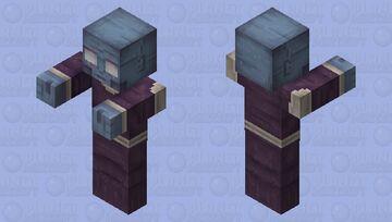 HD Goblin Player Skin Minecraft Mob Skin