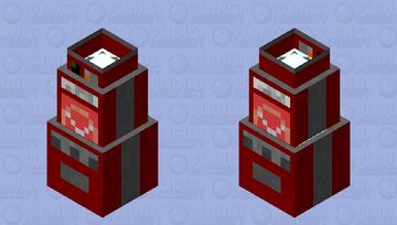 TF2 Dispenser v1 Minecraft Mob Skin