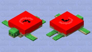 Holiday Minecraft Mob Skin