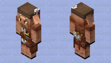 Fletcher Piglin Minecraft Mob Skin